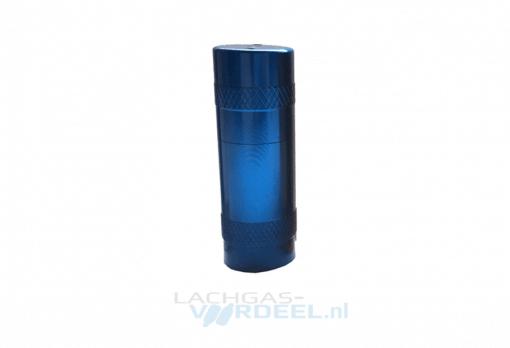 lachgas cracker blauw